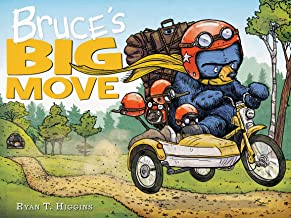 Bruce's Big Move (Mother Bruce Book 4)
