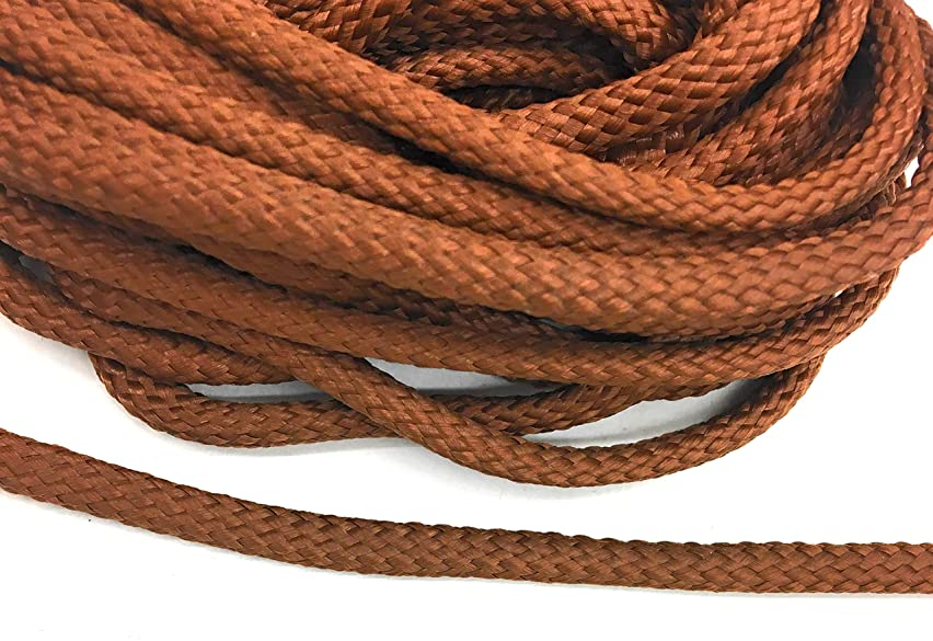 Weave Brown Cord Trims 3/16