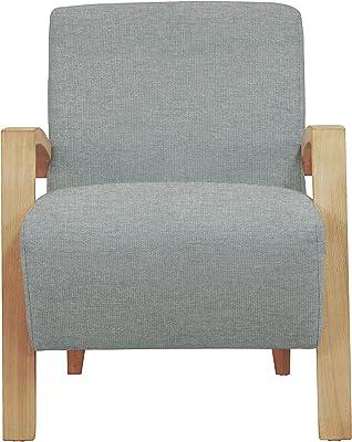 Casa Padrino sillón Gris/Oro 76 x 88 x H. 89 cm - Sillón ...