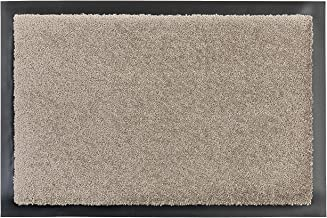 Friends Selena Doormat Entrance Door Mat for Indoor use, grau - Grey, 40 x 60 cm