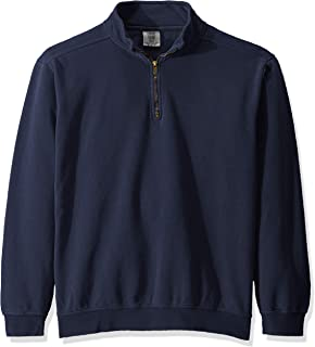 Best men's 1 4 zip pullover sweaters Reviews