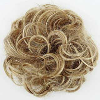PRETTYSHOP Scrunchie Scrunchy Bun Up Do Hair piece Hair Ribbon Ponytail Extensions Wavy..