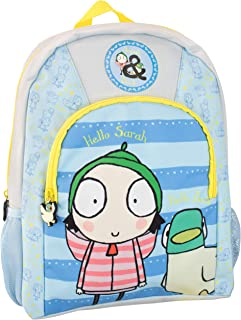sarah and duck backpack