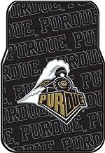 NCAA Purdue Boilermakers Two-Pack Front Car Floor Mat
