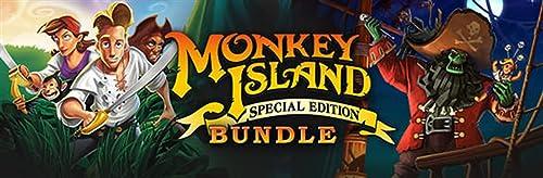 Monkey Island : Special Edition Bundle [PC Code - Steam]