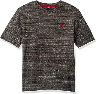 Boys' Short Sleeve V-Neck T-Shirt