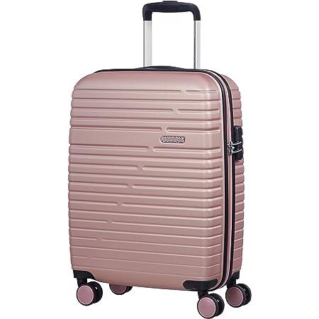 American Tourister Aero Racer Spinner 55 - 2,5 Kg Equipaje de mano, 37 liters, Rosa (Rose Pink)