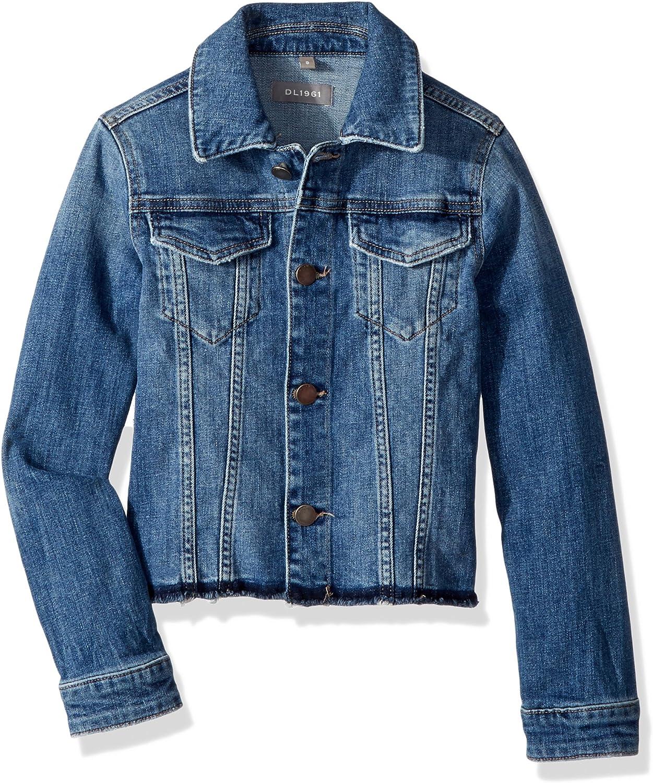 DL1961 Women's Big Girls' Manning Trucker Jacket