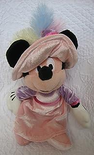 "Fun Express Disney Big Hat Minnie Mouse 9"" Plush Bean Bag"