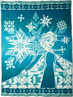 Disney Frozen - Elsa's Courage Jacquard Blanket (Kids)