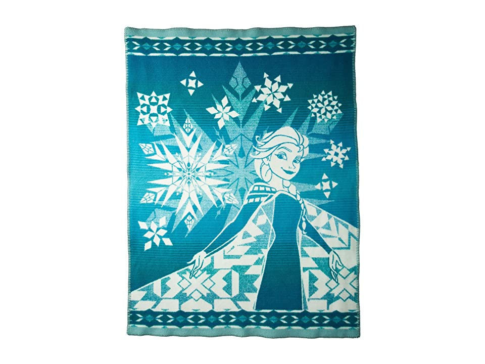 Pendleton - Pendleton Disney Frozen - Elsa's Courage Jacquard Blanket