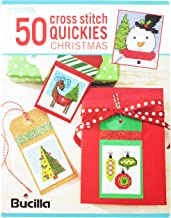 LEISURE ARTS 6883 Leisure Arts-50 Cross Stitch Quickies Christmas, None