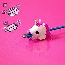 Unicorn Cable Chomper | Cord Protector Animals| Animal Cable Protector | Animal Bite Cable Protector | Cable Protector Animal | USB Cable Protector Animal | Animal Charger Cable Protector |