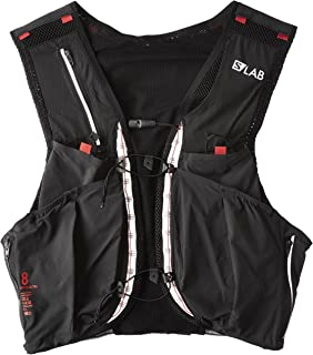 SALOMON Bag S/Lab Sense Ultra 8 Set Chaleco, Unisex Adulto