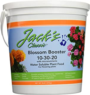 plant booster products