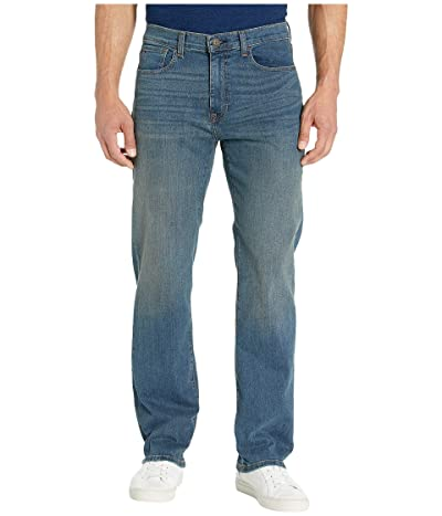 Tommy Hilfiger Denim Relaxed Fit Jeans in Rinse Men