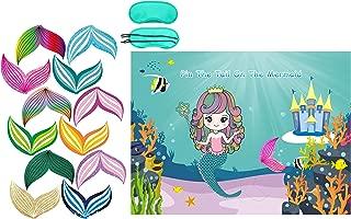little mermaid games