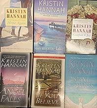 Kristin Hannah Fiction Novel Collection 6 Book Set