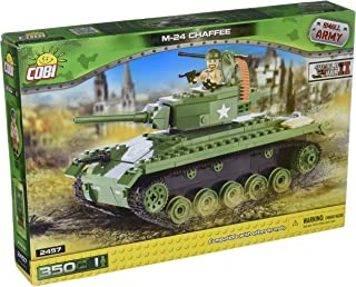 COBI Small Army American M24 Chaffee Tank