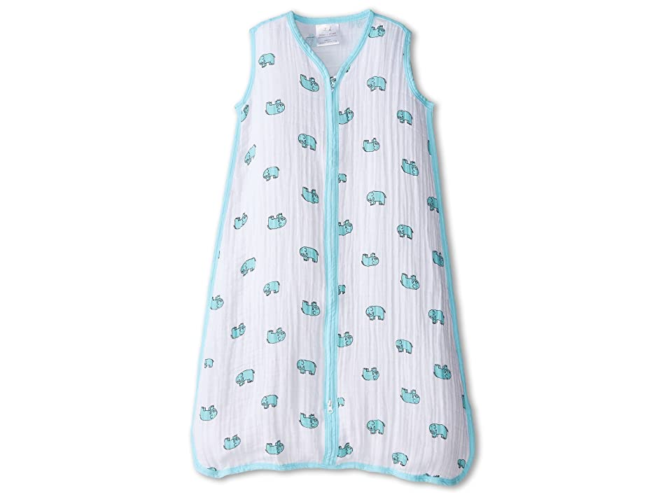 Image of aden + anais Classic Sleeping Bag (Jungle Jam/Elephant) Kid's Jumpsuit & Rompers One Piece