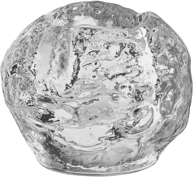 Amazon Com Orrefors Kosta Boda Snowball Votive Home Kitchen