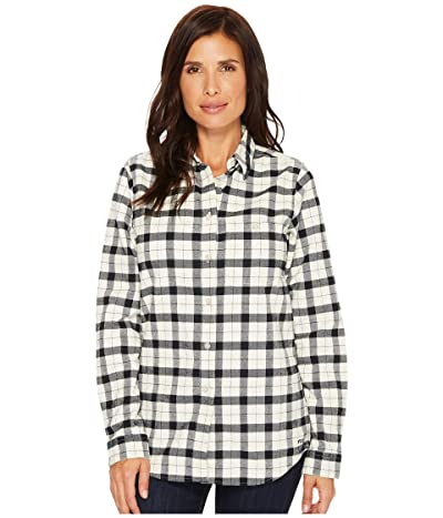 Filson Alaskan Guide Shirt (Cream/Black) Women