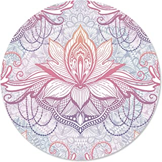 Cute Mouse Pad for Laptop & Computer - Non-Slip Small Home & Travel Mouse Pad for Women & Kids Mousepad - Vintage Mini Col...