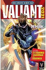 Free Comic Book Day: Valiant 2021 FCBD Special Kindle Edition