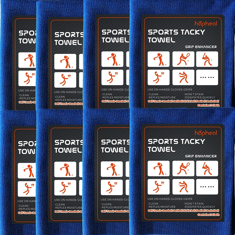 hapheal Tacky Towel Bargain sale Popularity Grip Enhancer- Pickle Perfort Bal Tennis for