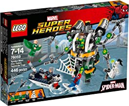 LEGO Marvel Super Heroes Spider-Man: Doc Ock's Tentacle Trap 76059