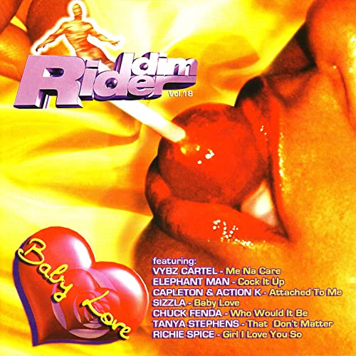 Girl I Love You So by Richie Spice on Amazon Music - Amazon.com
