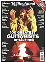 ROLLING STONE 100 GREATEST GUITARISTS OF ALL TIME [Single Issue] Magazine 2012