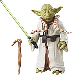 5a35d96f34a71 Amazon.com  star wars - Yoda   Action Figures   Action Figures ...