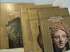 Lost Civilizations: (4 Volumes) Pompeii, Etruscans, Greece, and Persians