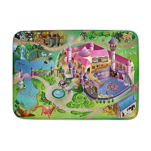 Achoka - Princesse - Tapis de Jeux