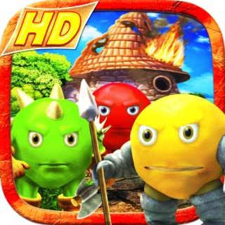 Bun Wars HD: Survival Strategy TD Game