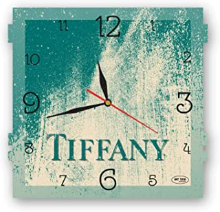 tanstepstore Exclusive Clock Tiffany & Co – Unique Item for Home and Office, Original Present for Every Occasion.