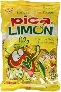 Pica Limon Candy, 7-ounce (100 Pieces)