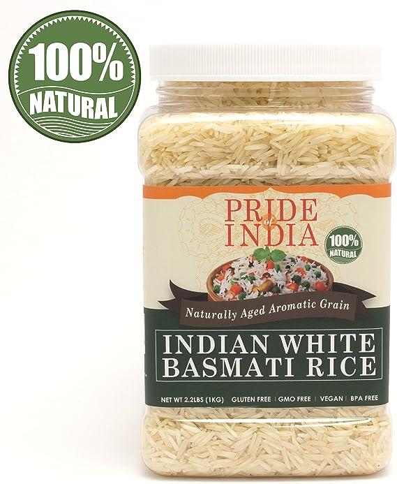 Pride Of India - Split Yellow Lentejas garbanzo - 1,5 lbs (680 g) Jar - dieta altamente nutritiva y básico: contiene fibra y proteína por porción (16 ...
