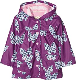 Hatley Kids - Butterflies & Buds Raincoat (Toddler/Little Kids/Big Kids)