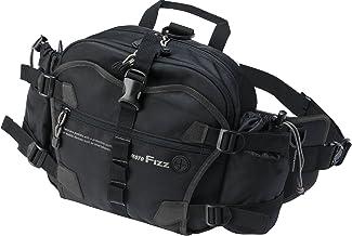 タナックス (TANAX) ヒップバッグ モトフィズ(MOTOFIZZ) デジバッグプラス ブラック MFK-204 (容量10ℓ)