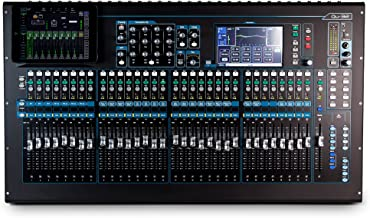 Allen & Heath Qu-32 38-In/28-Out Digital Mixing Console/USB Recording Interface