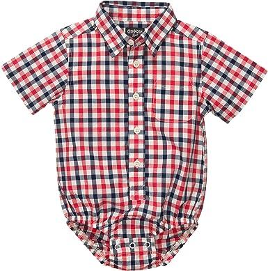 OshKosh BGosh Camisa de manga corta para niño, diseño de ...