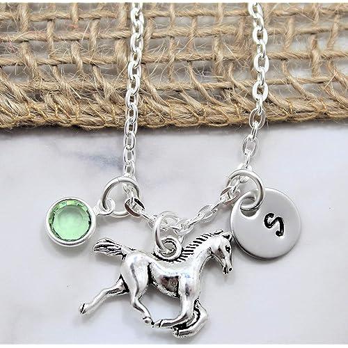 HORSE BIT CHARM BRONZE Strong Chain BRACELET GIFT BAG XMAS Equestrian Pony