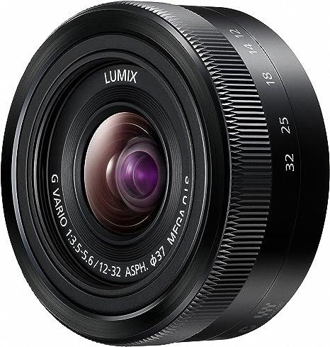 Panasonic H Fs12032e Lumix G Vario Standardzoom 12 32 Kamera