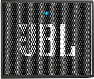 JBL Go Portable Bluetooth Speaker - Black, JBLGoblk, 100Ml, 478.07310980.18