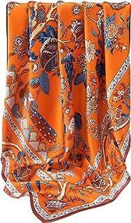 silk scarves large