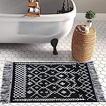 Amazon Com Bohemian Bathroom Rugs
