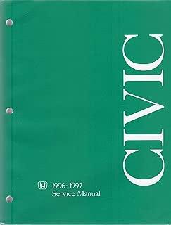 1996 - 1997 Honda Civic Service Manual