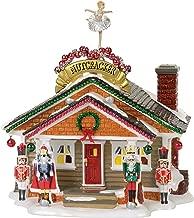 Department 56 Snow Nutcracker House Village Lit Building, Multicolor